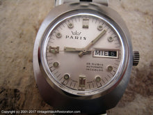 Load image into Gallery viewer, Paris 25 Rubis Day-Date NOS, Automatic, Large 36x43mm