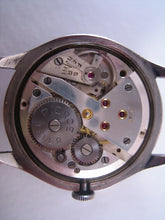 Load image into Gallery viewer, Pierce Parchment Textured Dial, Manual, Very Large 37mm