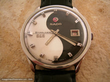 Load image into Gallery viewer, Rado Starliner 999 with Ying-Yang Dial, Automatic, Very Large 37mm