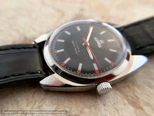 Load image into Gallery viewer, Roamer Black, Red and White Dial, Manual, Large 35mm