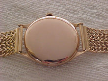 Load image into Gallery viewer, Tissot Solid 18k Gold Bracelet, Cal 27, Manual, Very Large 36mm