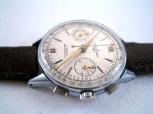 Load image into Gallery viewer, Original Ulysse Nardin Stainless, Chronograph, 34mm