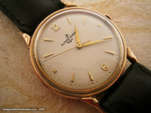 Load image into Gallery viewer, Buttery Cream 18K Gold Ulysse Nardin Splendor, Manual, Large 35mm