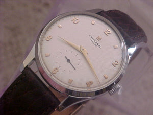 Universal Geneve Cal 282, Manual, Oversized 37mm