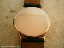 Load image into Gallery viewer, 18K Rose Gold Universal Freccero, Automatic, Very Large 34.5mm