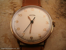 Load image into Gallery viewer, Vulcain with a Subtle Pearl White Dial and Gold Markers, Manual, 34mm
