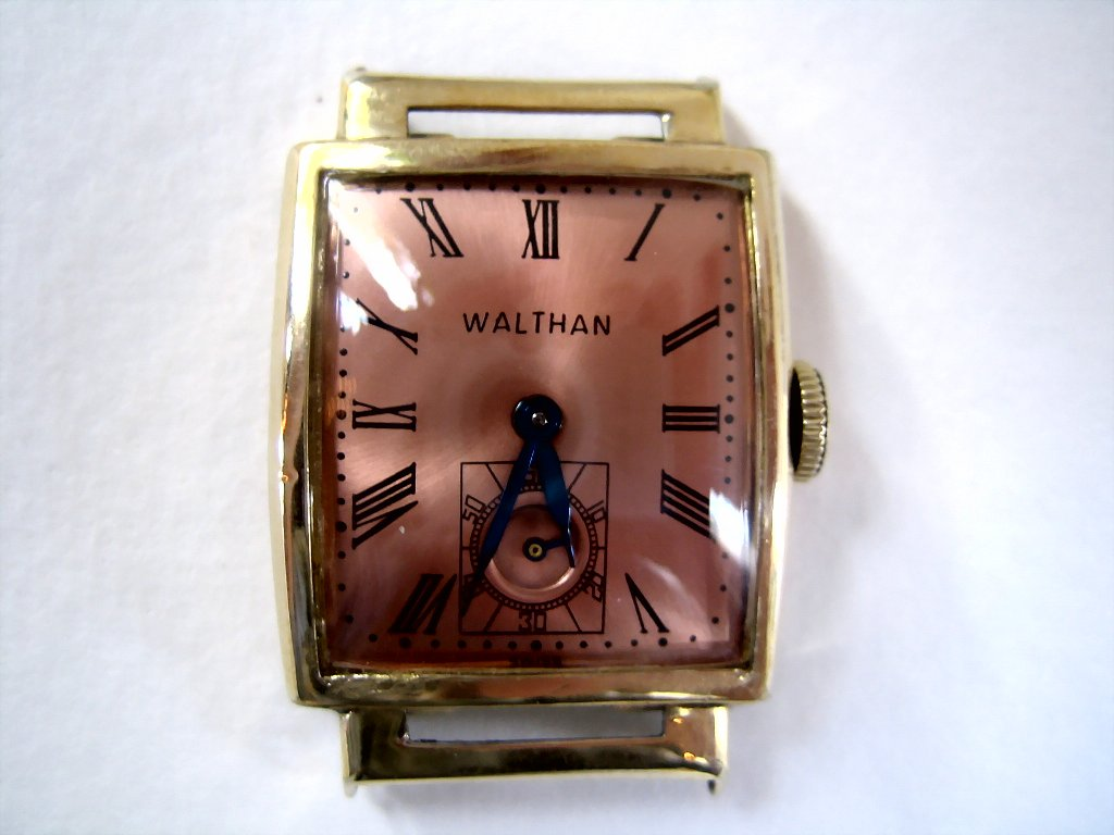 A little Waltham gem, Manual, 23x32mm