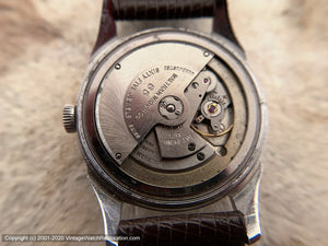 Waltham '65' Self-Winding Textured Dial, Automatic, 33.5mm