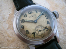 Load image into Gallery viewer, Waltham Military with Original Dial, Manual, 32mm