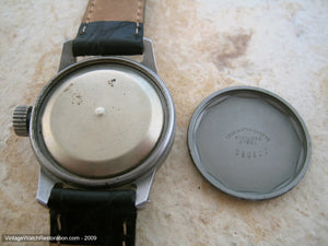 Waltham Military with Original Dial, Manual, 32mm