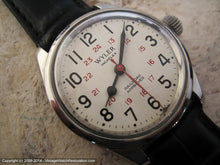 Load image into Gallery viewer, Swiss Military Wyler Railroad Approved 24-Hour Dial, Automatic, Large 34mm