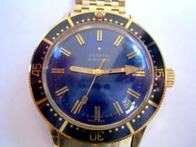 Load image into Gallery viewer, Zenith Blue Dial Diver, Automatic, Huge 38mm