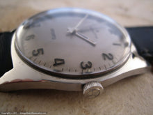 Load image into Gallery viewer, Zenith Sporto with Gray Dial, Manual, 36x43.5mm