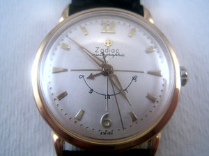 Zodiac Autographic with Reserve Indicator, Automatic, 33mm