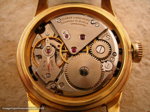 Complicated Moonphase Zodiac with Original Dial, Manual, Large 35mm