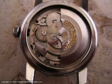 Load image into Gallery viewer, Zodiac with Original Silver Triple Date Moonphase Dial, Automatic, Large 34mm