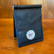 Load image into Gallery viewer, Ahead Multi-Colored Leather Folding Wallet