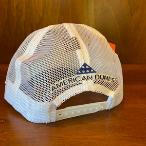 Pukka Mid-Crown LaunchPad Trucker Mesh Cap
