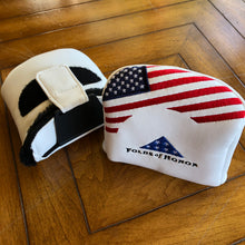 Load image into Gallery viewer, AM&E Stars & Stripes Universal Large Mallet Putter Cover