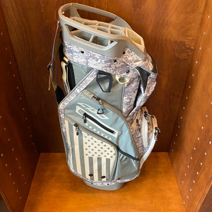Sun Mountain C130 Cart Bag / Sage-Desert-Camo