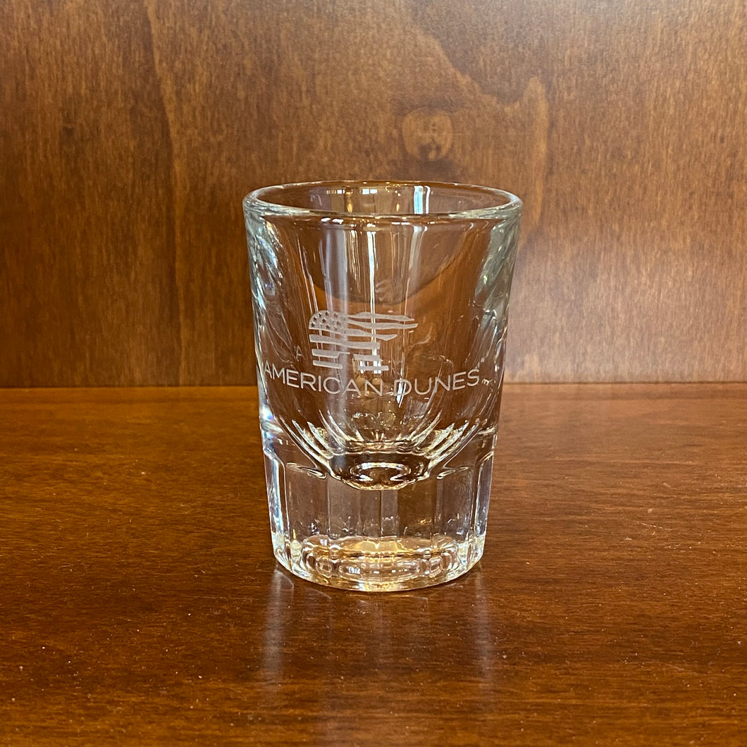 Sterling Cut Selection Fluted Shot Glass