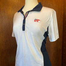 Load image into Gallery viewer, Ahead KL Women's Cameron Polo - White/Navy