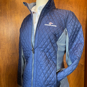 Zero Restriction Women's Sydney Quilted Jacket - Storm/Storm