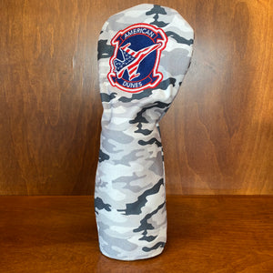 "Winston Collection Camo ""Fighter Patch"" Driver Headcover"