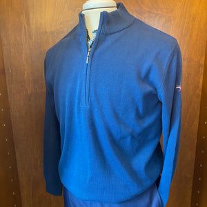 Turtleson Blount Quarter-Zip Sweater