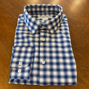 MIZZEN + MAIN Lightweight Leeward Dress Shirt