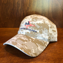 Load image into Gallery viewer, Pukka Unstructured Lightweight Cotton Camo Cap LockUp