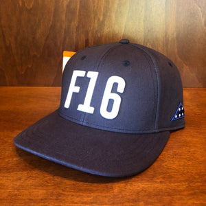 Pukka Mid Crown F16 Cap