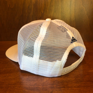 Pukka High Crown Trucker Cap Lockup