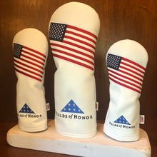 Load image into Gallery viewer, AM&E Stars & Stripes Head Cover Collection