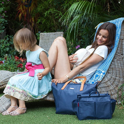 Get the Look: New Storksak Diaper Bags