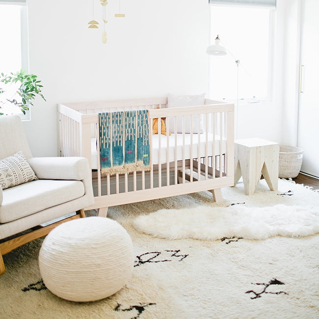 Boho Inspired Nursery by Almost Makes Perfect