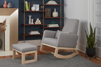 A Nursery Seating Option: Rockers versus Gliders