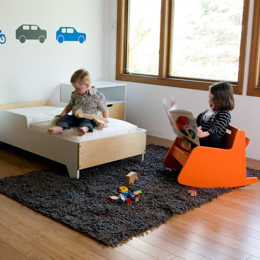 Modern Nursery eco-friendly furniture