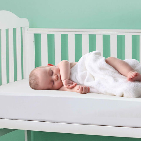 Fueledby something Crib Mattress Protector Giveaway