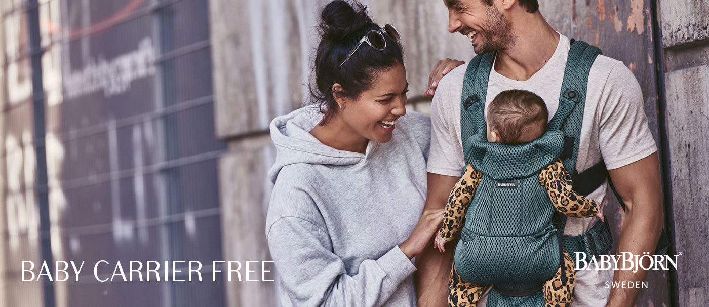 Baby Bjorn Baby Carrier Free