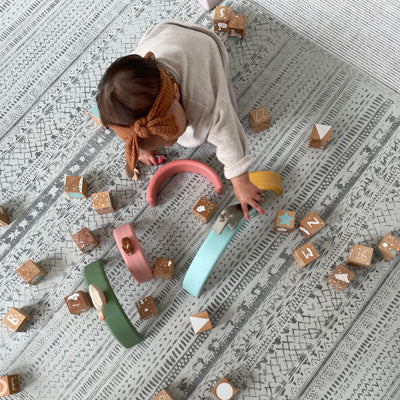 Open Ended Play Montessori Style