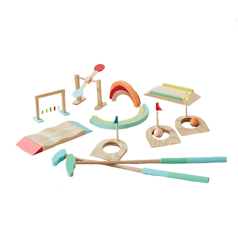 Image of Asweets Mini Golf Set