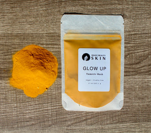 Glow Up Turmeric Mask