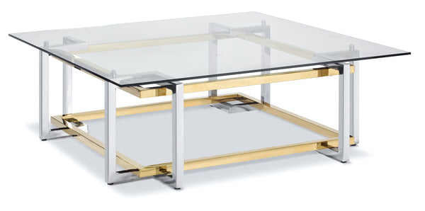 Elin Square Coffee Table