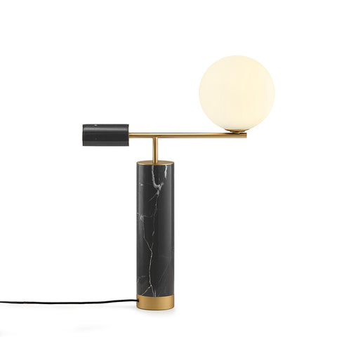 Lexi Table Lamp, Black