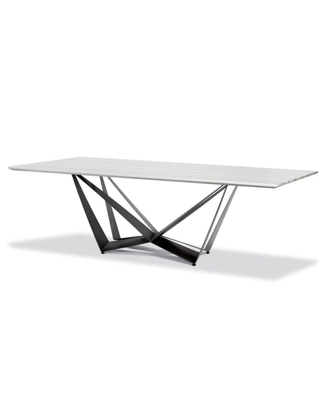 W Marble Dining Table