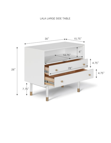 Lala Large Side Table