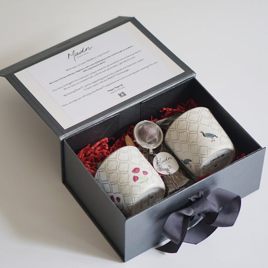 Dirty Chai Gift Box