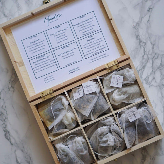 Wellness Tea-Box