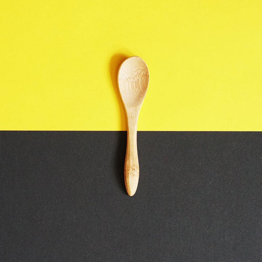 Bamboo Spoon